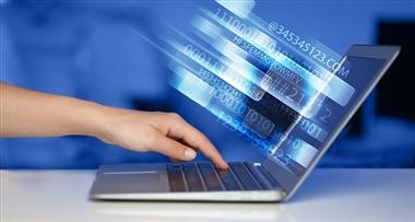 現金化を利用するためのネットバンクのイメージ